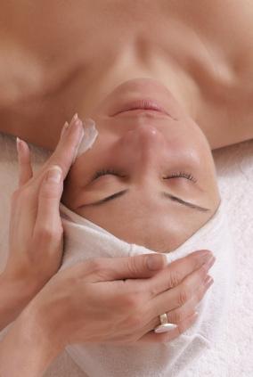 Beauty- und Naturkosmetik-Behandlung